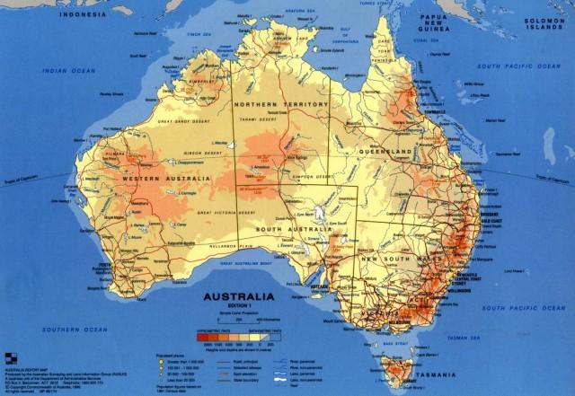 No worries - Aussie-Trip 2012/13
